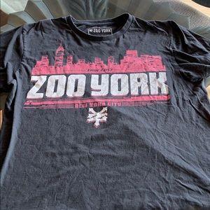 Used zoo York tee